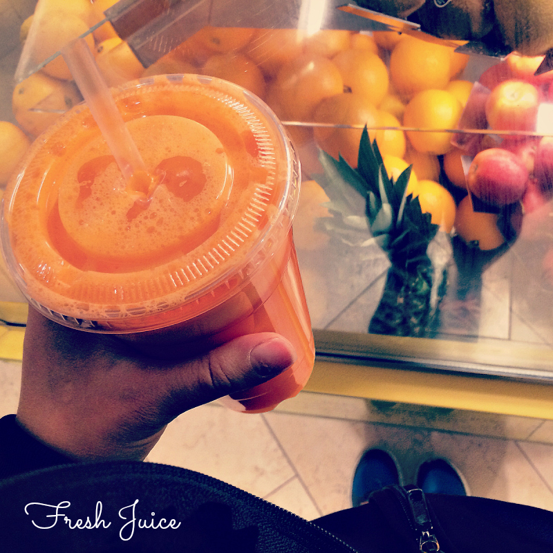 Just a juice