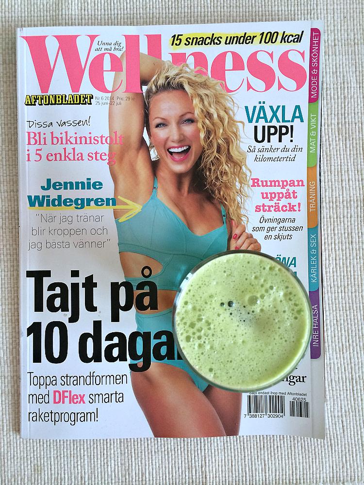 Wellness juice