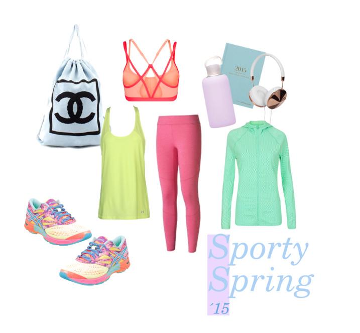 Sporty Spring SS15