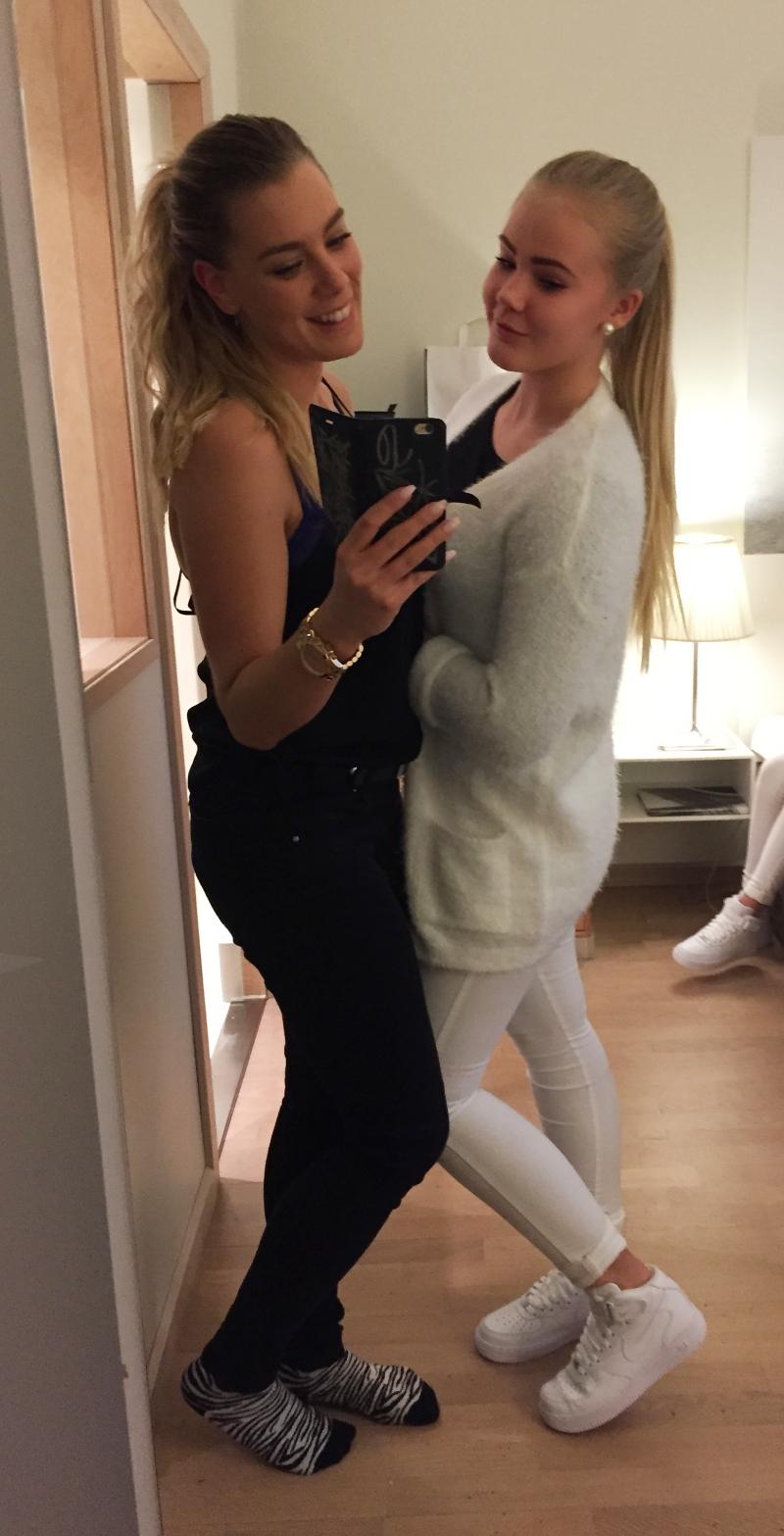 clarion selfie
