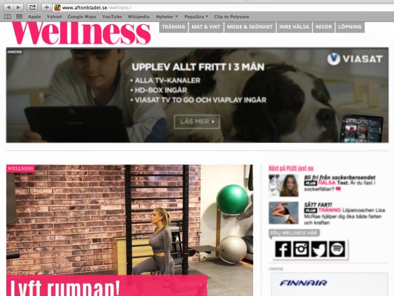 Wellness Aftonbladet
